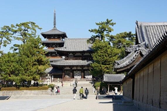 Kompleks Hōryū-ji