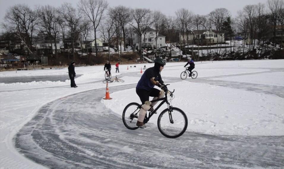 Icebike /Icebiking