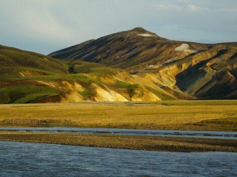 Islandia Środkowa