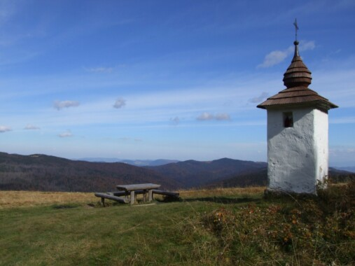 Jaworzyna Kamieniecka i Bulandowa Kapliczka