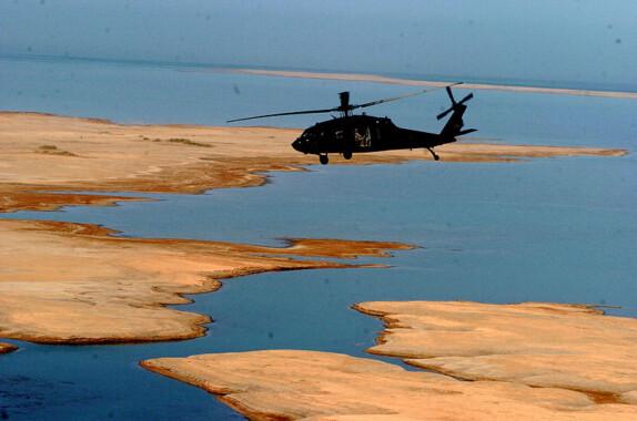 Jezioro Habbaniyah