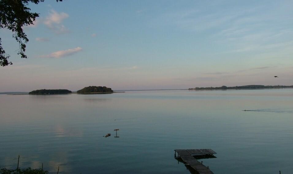 Największe jeziora w Polsce