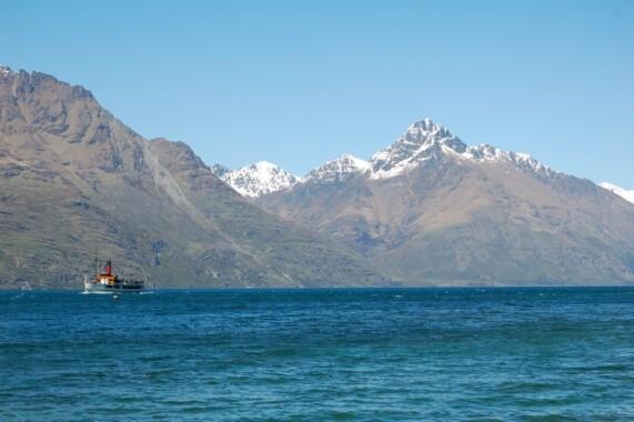 Jezioro Wakatipu