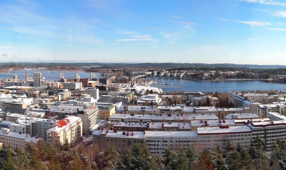 10 urokliwych, ale zimnych miast