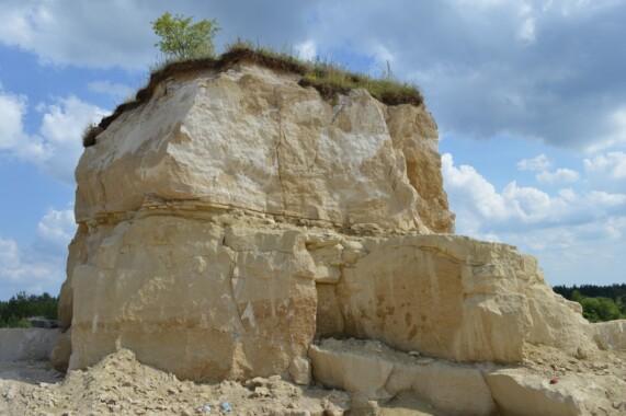Kamieniołom Babia Dolina w Józefowie