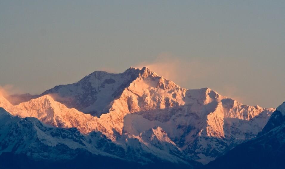 Kanczendzonga 8586 m n.p.m.