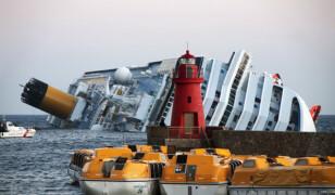 10 najbardziej niezwykłych wraków statków na świecie