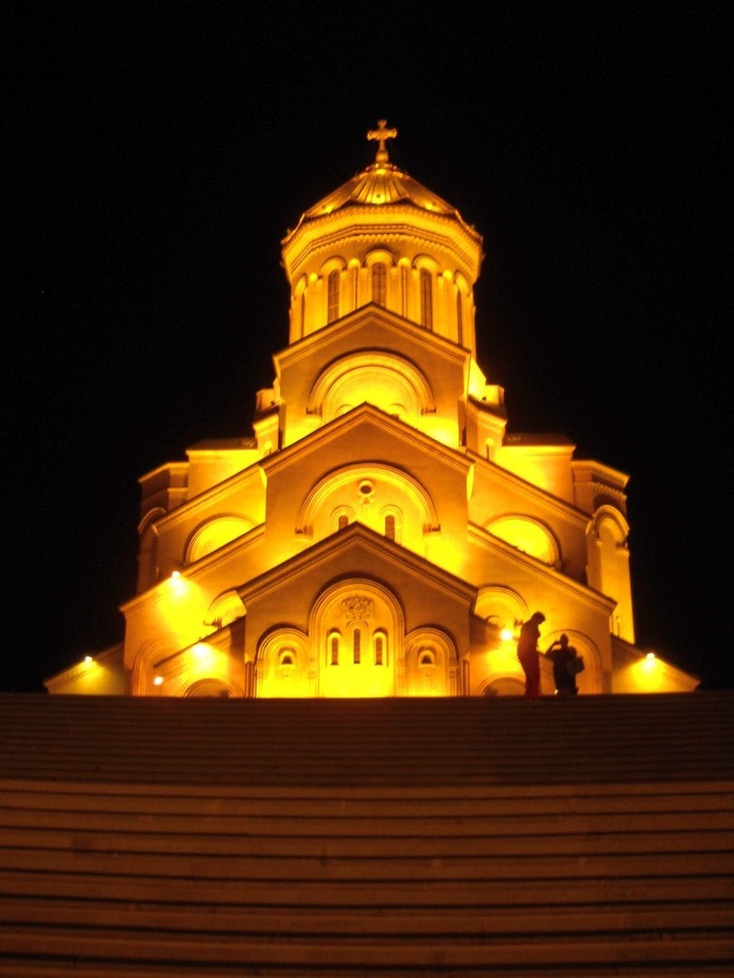 Katedra Sameba w Tbilisi