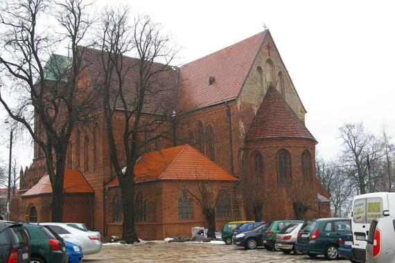 Konkatedra św. Jana Chrzciciela w Kamieniu Pomorskim