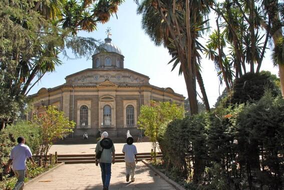 Katedra św. Jerzego w Addis Abebie