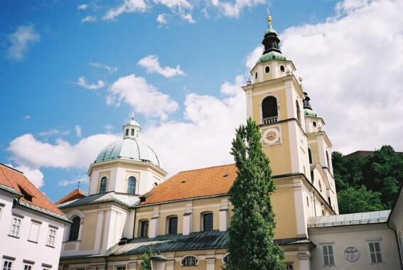 Katedra Świętego Mikołaja w Lublanie
