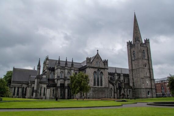 Katedra św. Patryka w Dublinie