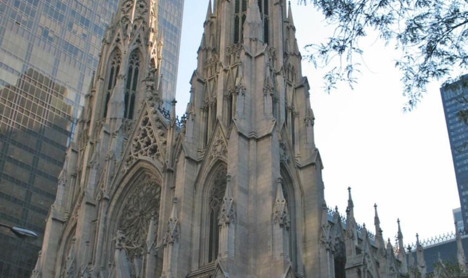 10 najciekawszych obiektów architektonicznych USA