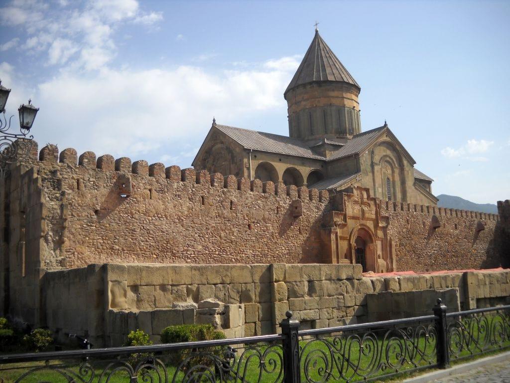 Katedra Sweti Cchoweli w Mccheta