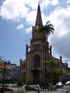 Katedra Saint-Louis w Fort-de-France