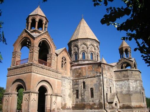 Katedra w Wagharszapat