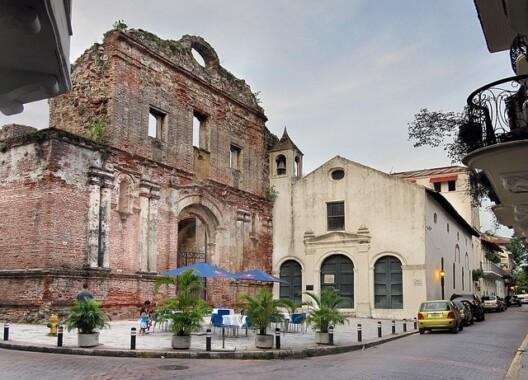 Klasztor Dominikanów w Panamie