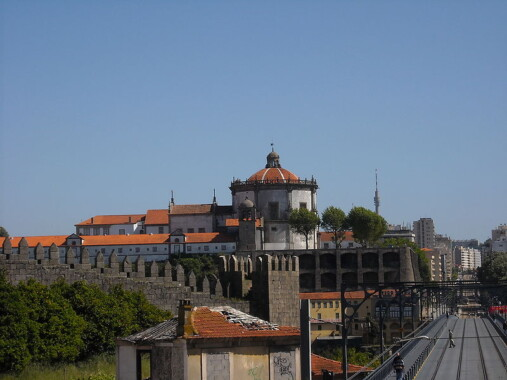 Klasztor da Serra do Pilar