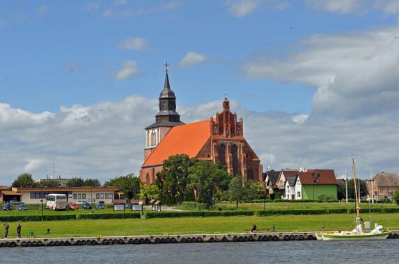 Kolegiata św. Mikołaja w Wolinie