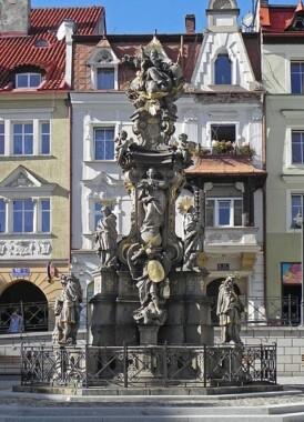 Pomnik Świętej Trójcy w Bystrzycy Kłodzkiej