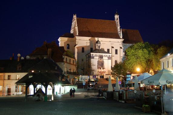 Kościół farny św. Jana Chrzciciela i św. Bartłomieja w Kazimierzu Dolnym