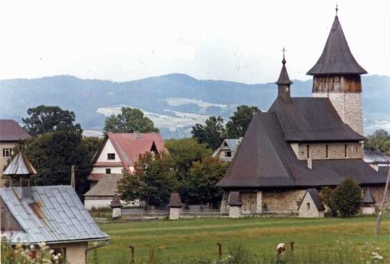 Kościół Najświętszego Serca Pana Jezusa w Bukowinie Tatrzańskiej