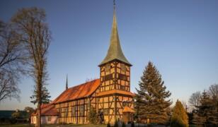Kościół Najświętszego Serca Pana Jezusa w Stegnie