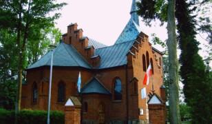 Kościół parafialny w Mielnie
