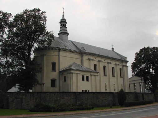 Kościół pw. św. Józefa w Muszynie