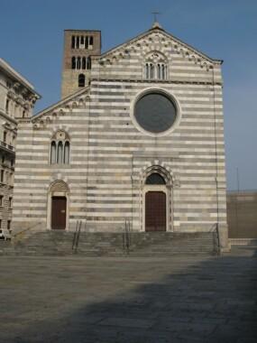 Kościół Santo Stefano w Genui