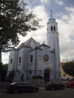 Kościół św. Elżbiety w Bratysławie