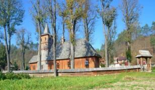 Kościół św. Katarzyny w Sromowcach Niżnych