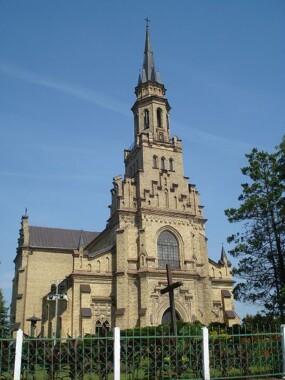 Kościół św. Kazimierza w Nowej Wilejce