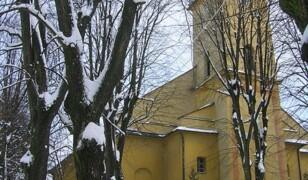 Kościół św. Mikołaja w Lubowli