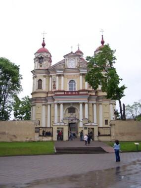 Kościół św. Piotra i Pawła na Antokolu w Wilnie