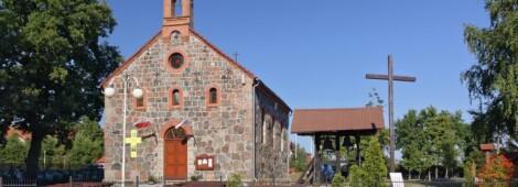 Kościół św. Piotra i Pawła w Rowach