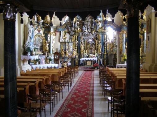 Kościół św. Stanisława we Frydmanie
