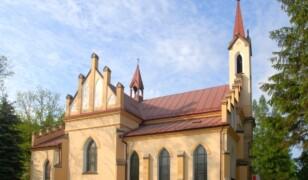 Kościół św. Stanisława w Rymanowie-Zdroju