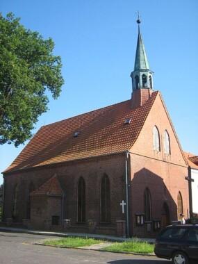 Kościół św. Stanisława w Wolinie