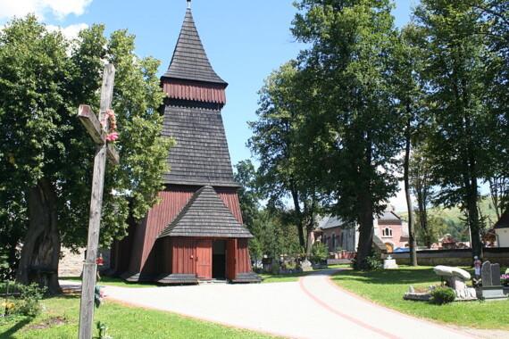 Kościół św. Apostołów Szymona i Judy Tadeusza w Białce Tatrzańskiej