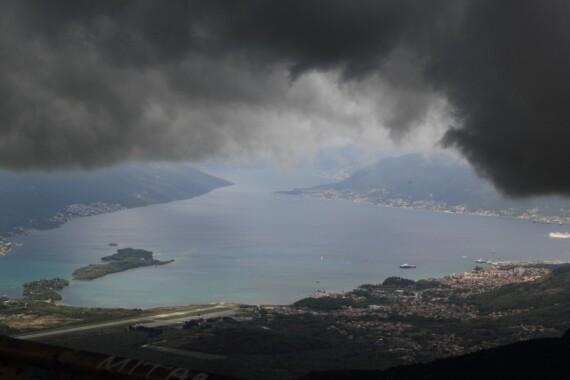 Kotor, miasto i zatoka