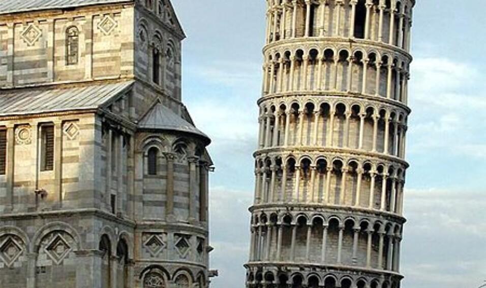 19 niezwykłych krzywych wież na świecie