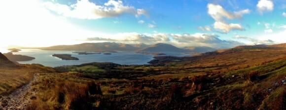 Jezioro Loch Lomond