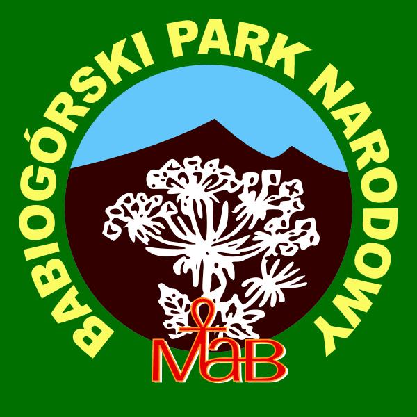 logo babiogorskiego parku narodowego