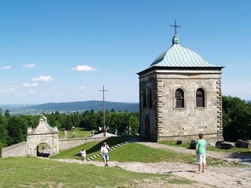 Łysa Góra – Święty Krzyż (Góry Świętokrzyskie)