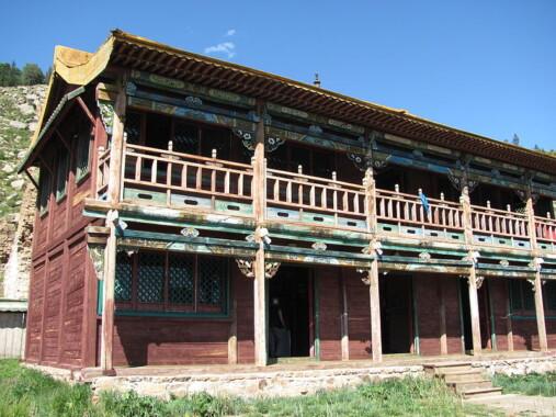 Klasztor Mandzuszir chijd