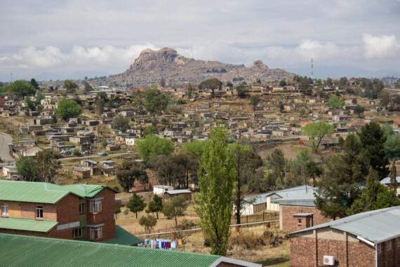 Maseru – stolica Lesotho