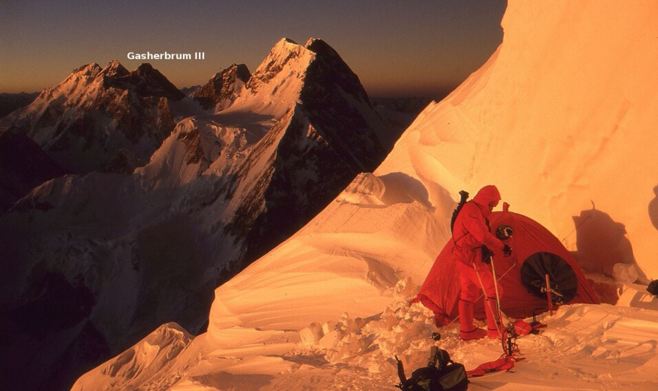 Pierwsze wejście na Gaszerbrum III (7952 m) – 1975 r.
