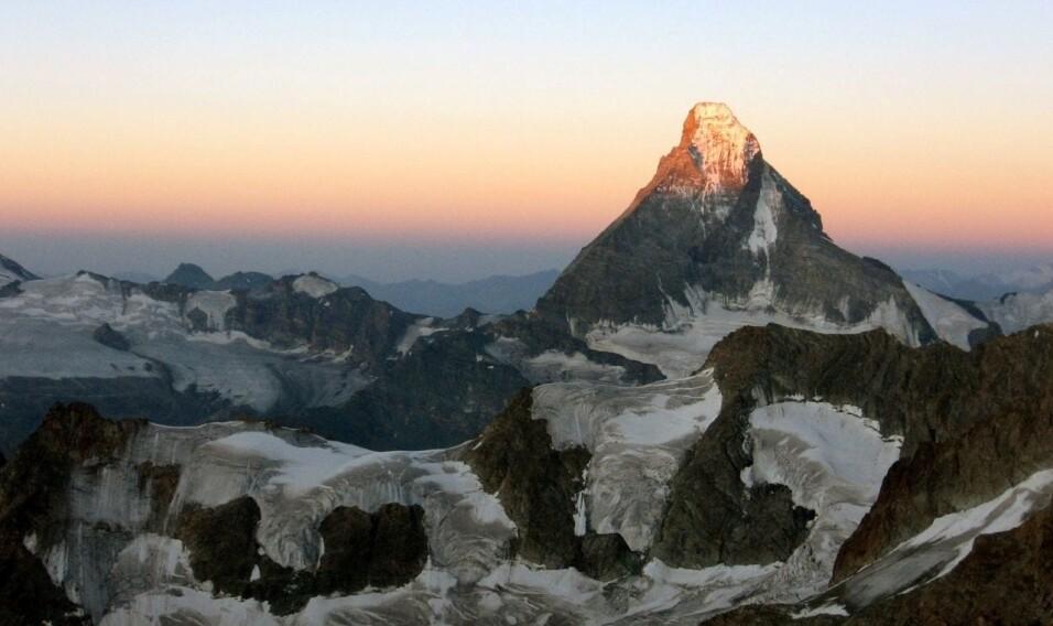 12 najpiękniejszych zimowych szczytów