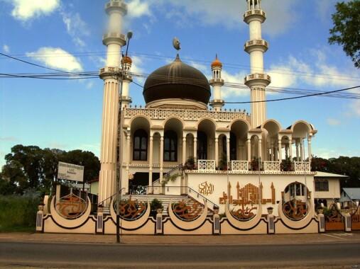 Meczet Keizerstraat